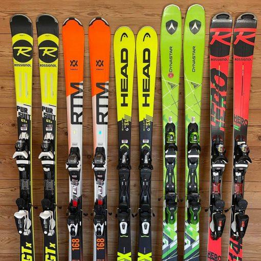 Ski Hire in Sauze d'Oulx